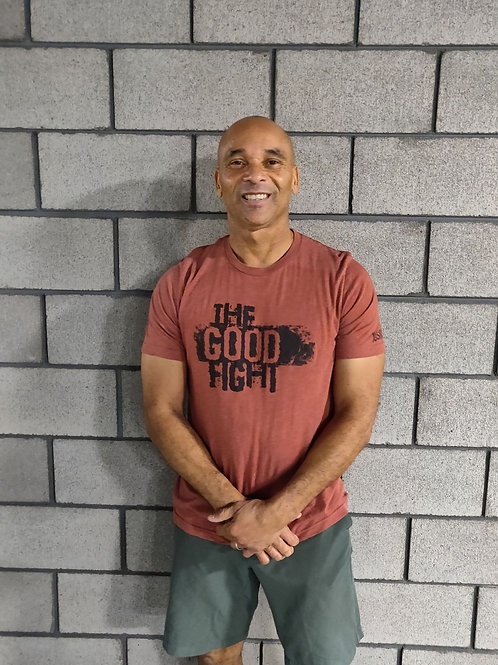 The Good Fight (Justice) Unisex Triblend Tee