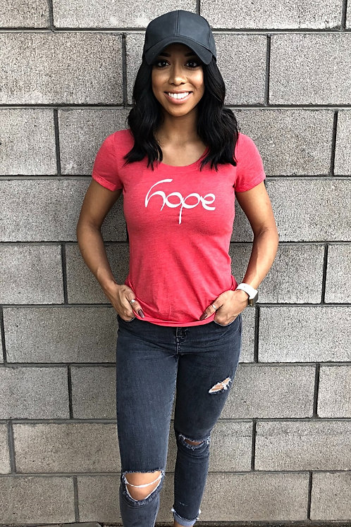Hope Triblend Tee