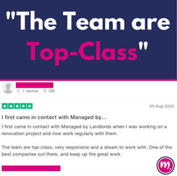 The Team Are Top-Class