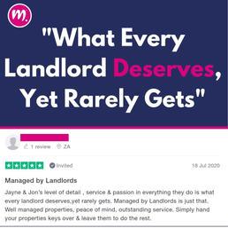 What Every Lanrd Deserves Yet Rarely Gets
