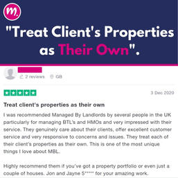 Treat Clients' Properties as Their Own