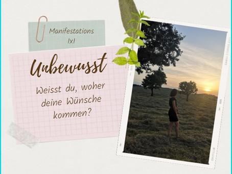 Unterbewusst - Manifestations 1x1