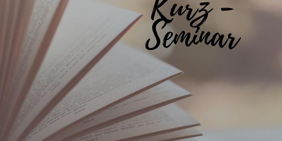 Kurz-Seminar: Wut