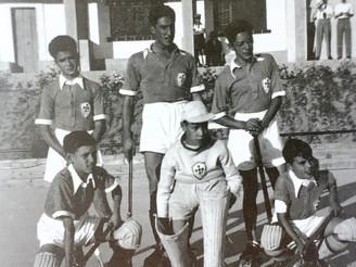Sintra da Beira Hóquei Clube de Alpedrinha - 1953
