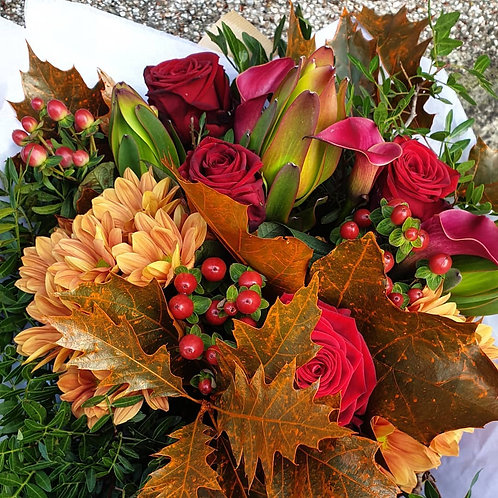THREE MONTHLY FORTNIGHTLY SUBSCRIPTION - BOUQUET