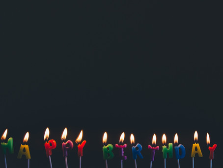 Why People Freak Out About Turning Thirty