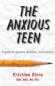 The Anxious Teen Book Kristina Virro