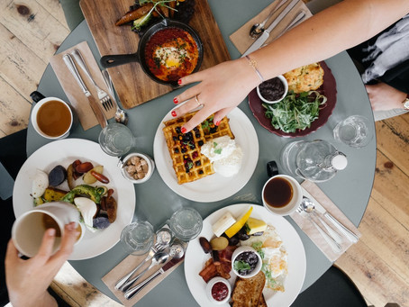 Health Tips for Eating Out