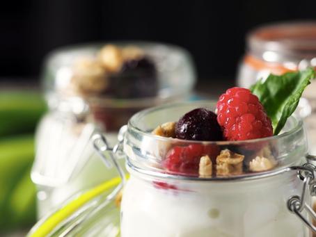 Healthy Ways to Jazz Up Plain Yogurt