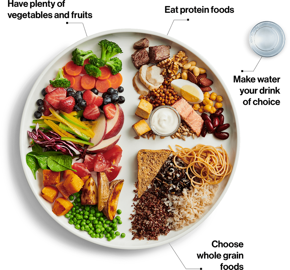 Canada's Food Guide Recommendations 2019