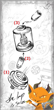 Vapor IMP-Instructions