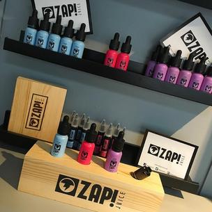 ZAP! In Store