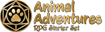 Animal Adventure - Board Game logo