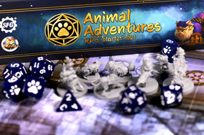 Animal Adventure Promotional Photo 01