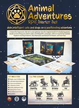 Animal Adventure Box back