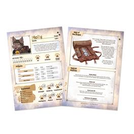 Character Sheet - Molly