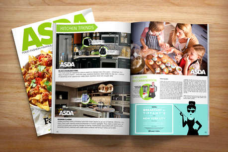 ASDA Double Page Promotion
