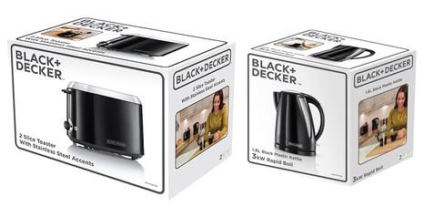 Black&Deker Packs