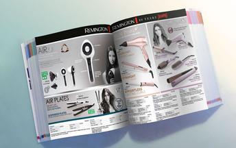 Argos Catalogue Double Page