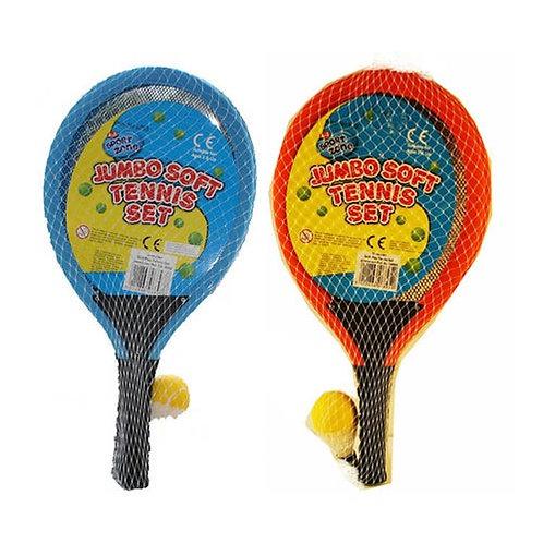 Jumbo tennis set