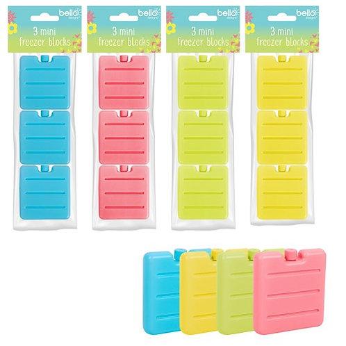 Mini freezer blocks