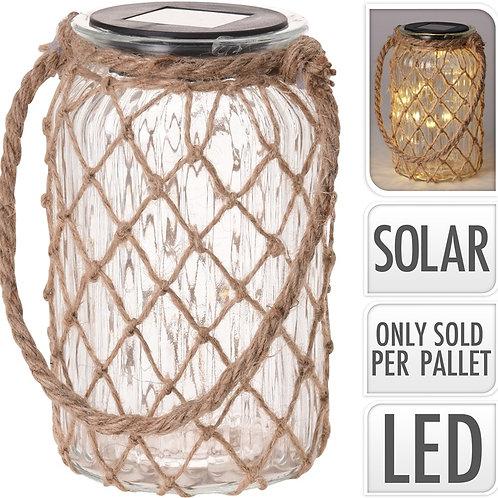 Large rope solar jar