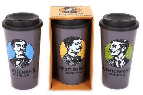 Gentleman's travel cup