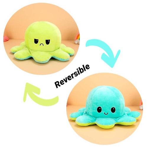 Reversible octopus teddy