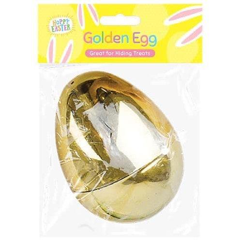Golden egg capsule