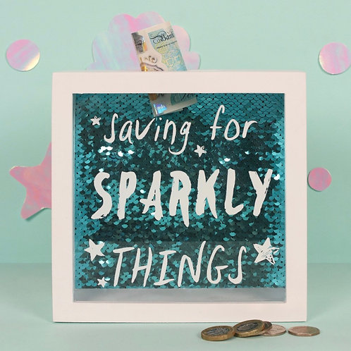 Sparky things money box
