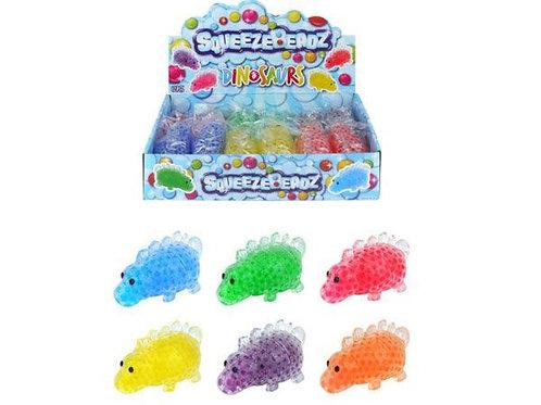 Dino squeeze beadz