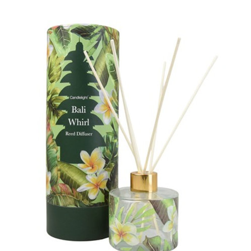 Bali Whirl Scented Reed Diffuser
