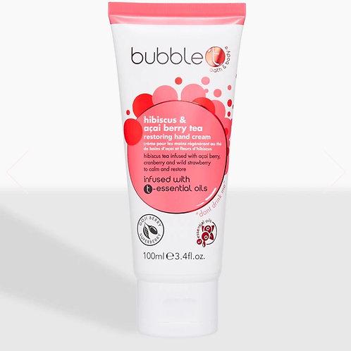 Hibiscus & açai Berry hand cream