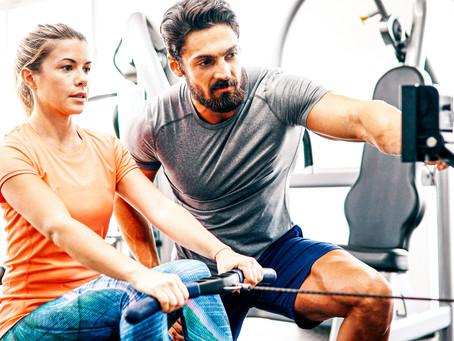 Individualize Your Workout with Personal Training