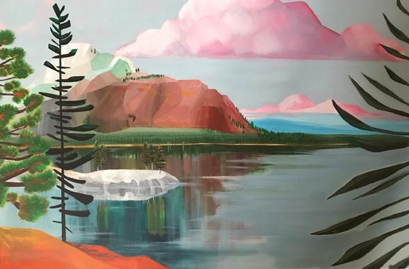 Freya's Landscape