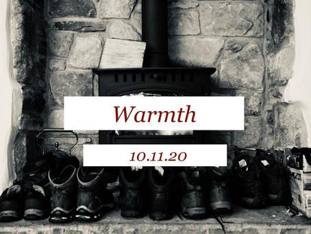 Lockdown Edition: Warmth (Day 6)