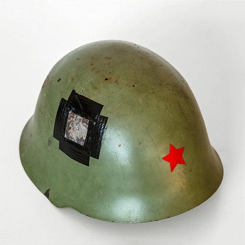 Pinhole Helmet Camera
