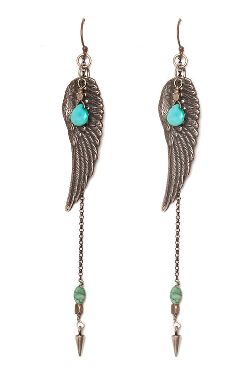 I'll Fly Away Earrings