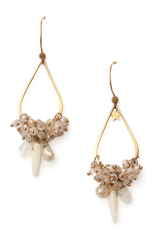 Magical Cluster Earrings