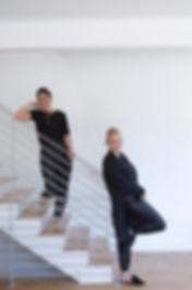 interior designer, d+v design studio, black and white, team, owner, dallas