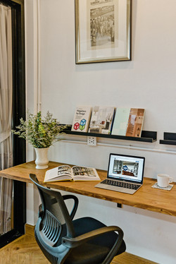 Individual Working Space
