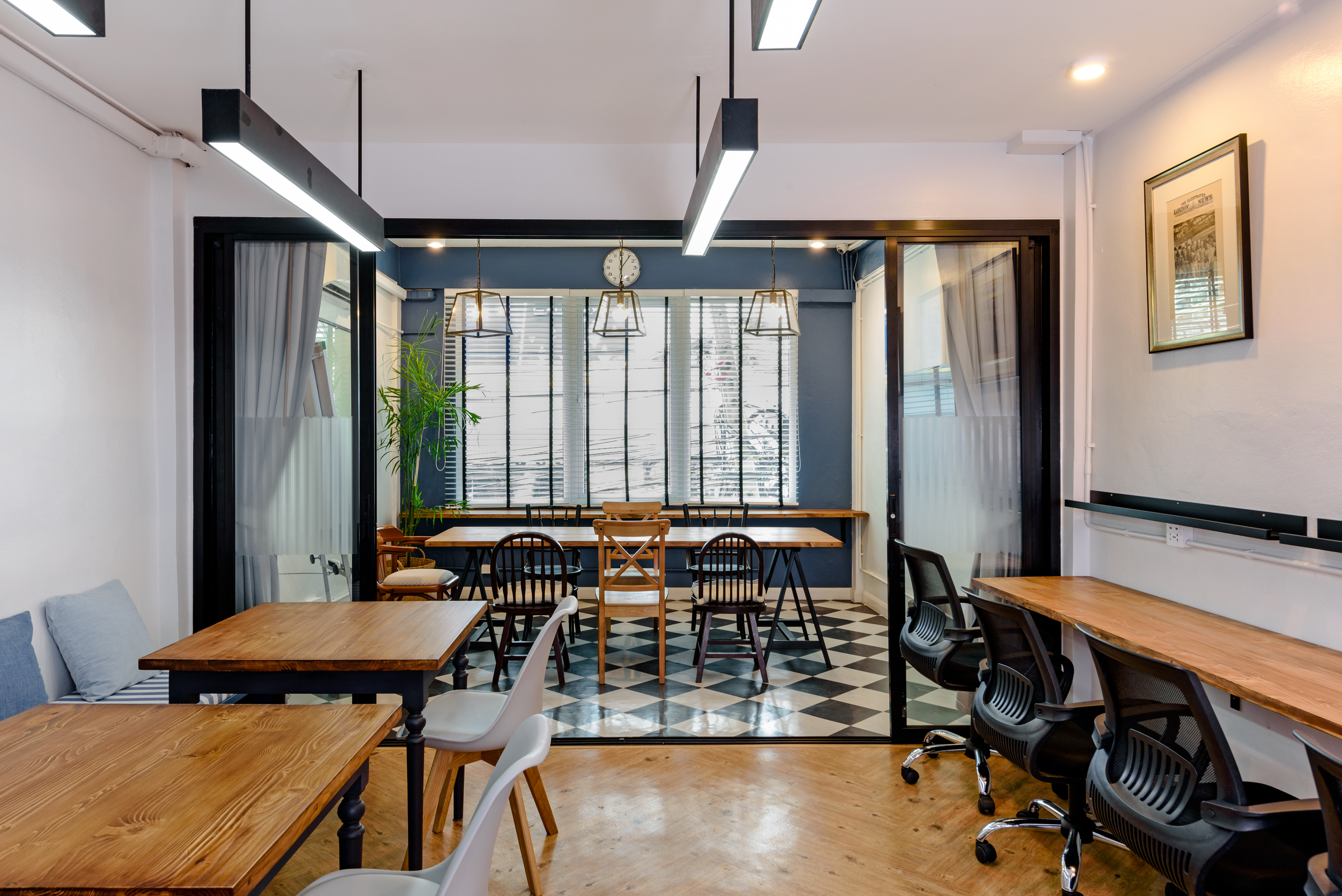 The Quarter Bangkok Coworking Space