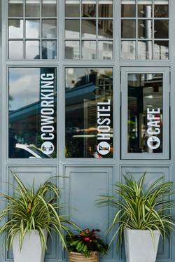 Hostel Coworking Cafe Ratchathewi