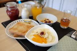 Freshly Cooked Breakfast