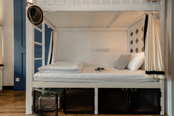 Comfy Bed with Personal Storage