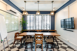 The Quarter Coworking Meeting Room