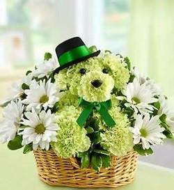 Luck of the Irish Basket