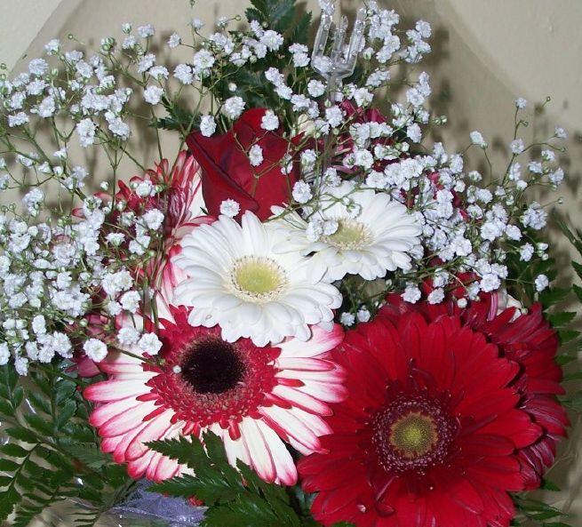 Valentine Floral Arrangements