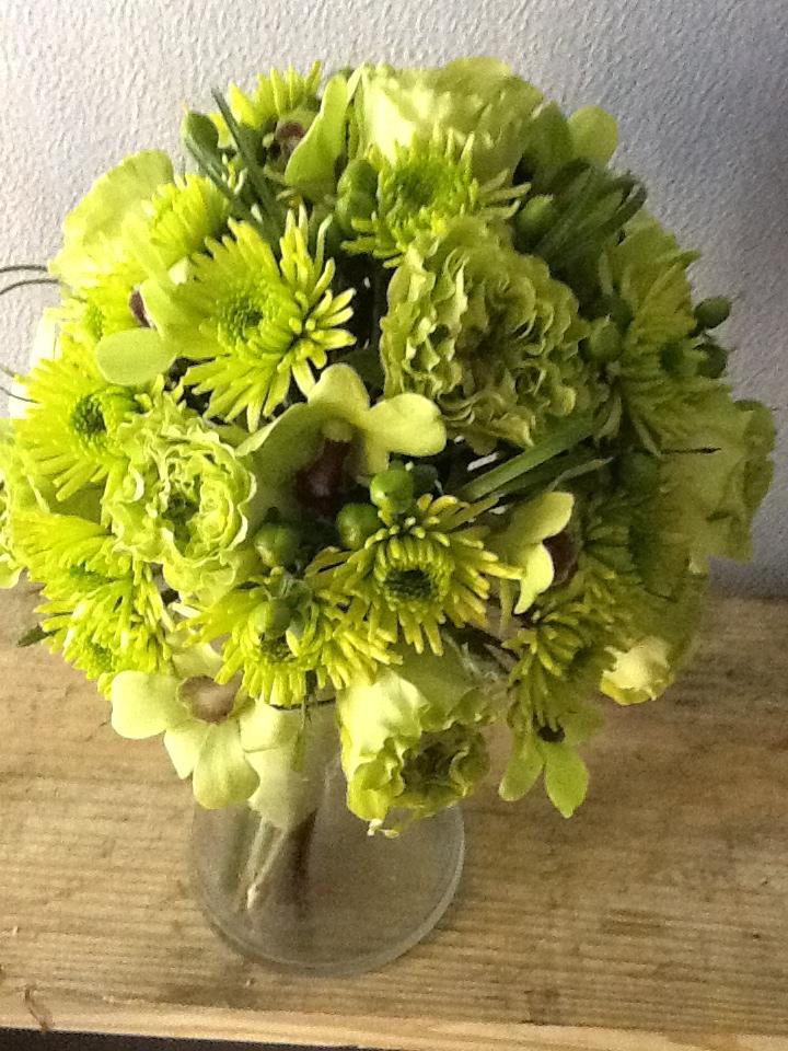 bouquet for Jess