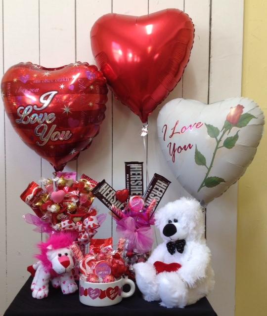Valentine Accessories